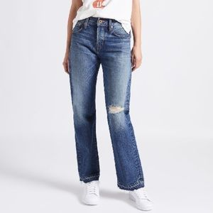 NWT Current/Elliott The Crossover Jean in Lennon